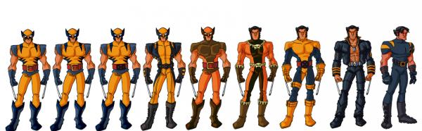 Wolverine-Original-Claws